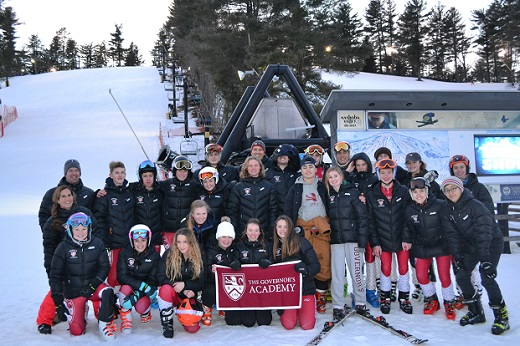 Alpine Ski Team 2017-18