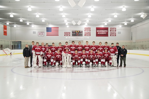 Varsity Boys Hockey 2017-18